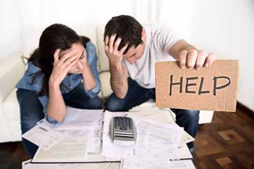 Affects of Bankruptcy On a Credit Report in Georgia
