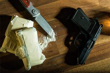 Drug and Gun Possession in Georgia