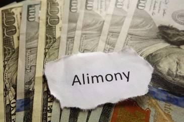 How do you determine alimony