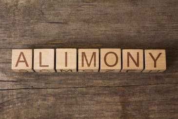 What does alimony mean