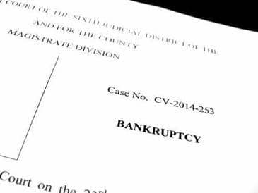 3 Bankruptcy Facts